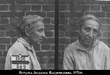 Петрова Людмила Владимировна